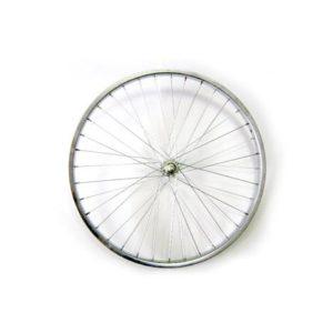 колесо 24 переднее хром. Таир