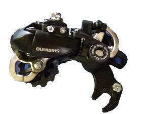 Перекидка Shimano Tourney RD-TX35 крюк