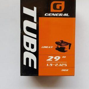 Камера General Self Sealing 29x1,8/2.125 Long AV